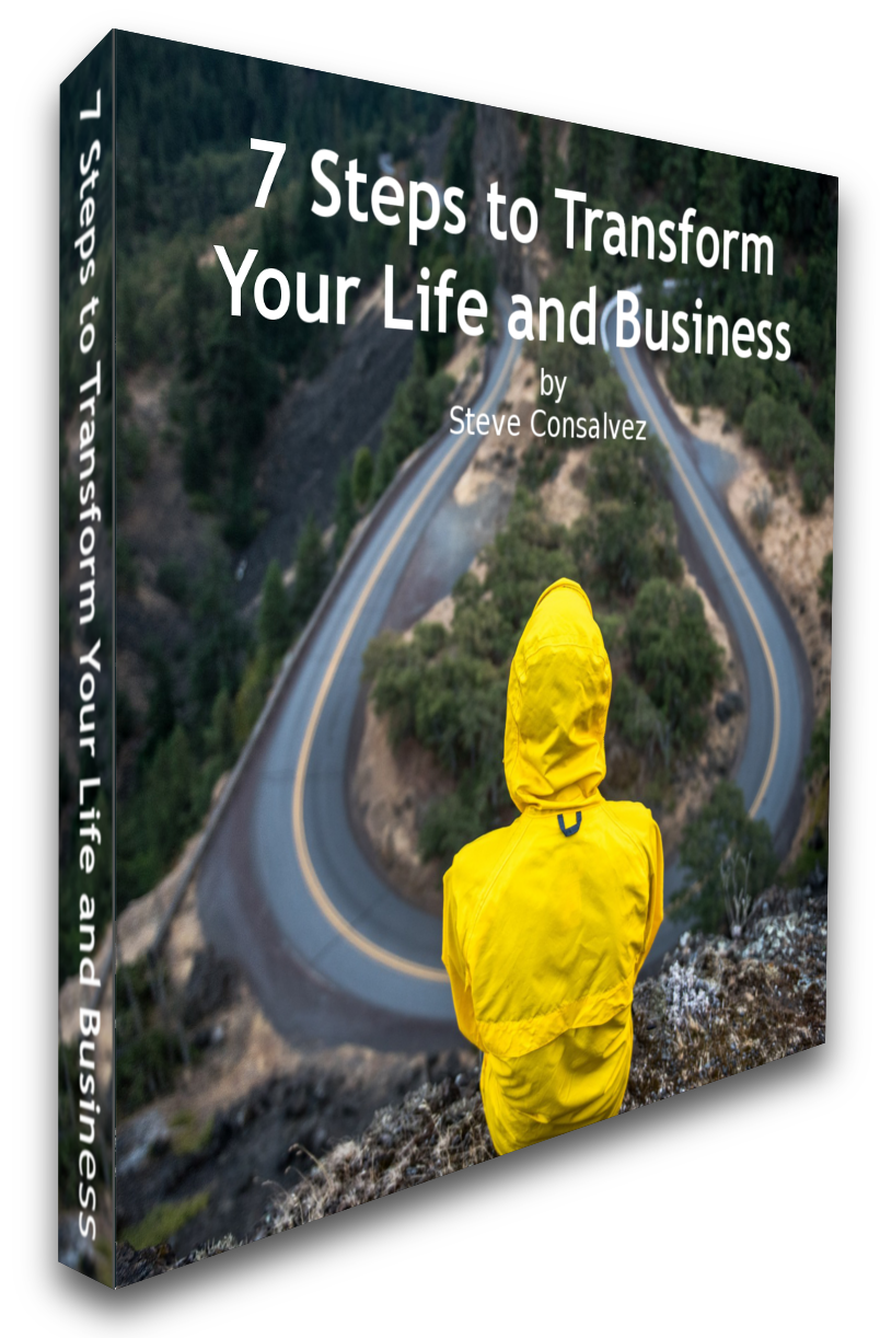How to transform your life in 7 simple steps