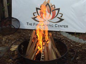 Firewalking Center Logo